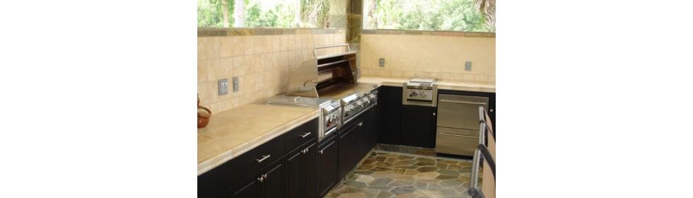 Outdoor kitchen 10